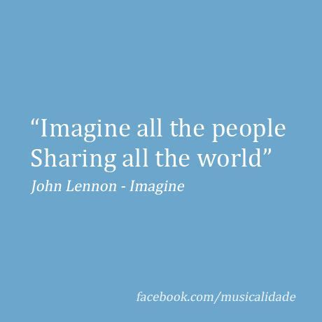 John lennon imagine essay